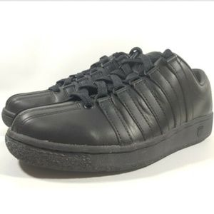 K-SWISS Mens Shoes Classic Black